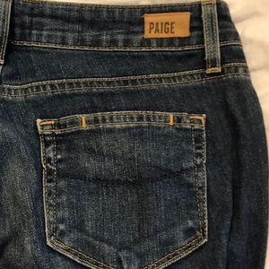 PAIGE Jeans - Skyline Ankle Peg Paige Jeans